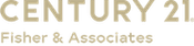 CENTURY 21 Fisher & Associates Logo